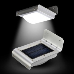 LED lampa pro venkovní osvětlení na solární energii