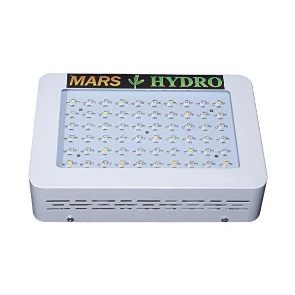 300W LED WHITE svítidlo pro pěstování rostlin - MARS HYDRO