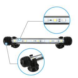 15 LED vodotěsné osvětlení...