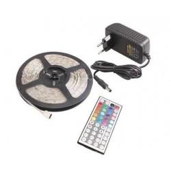 Kompletní 5m LED pásek RGB...