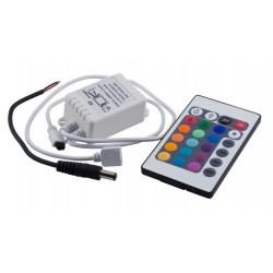 IR dálkový ovladač pro LED...