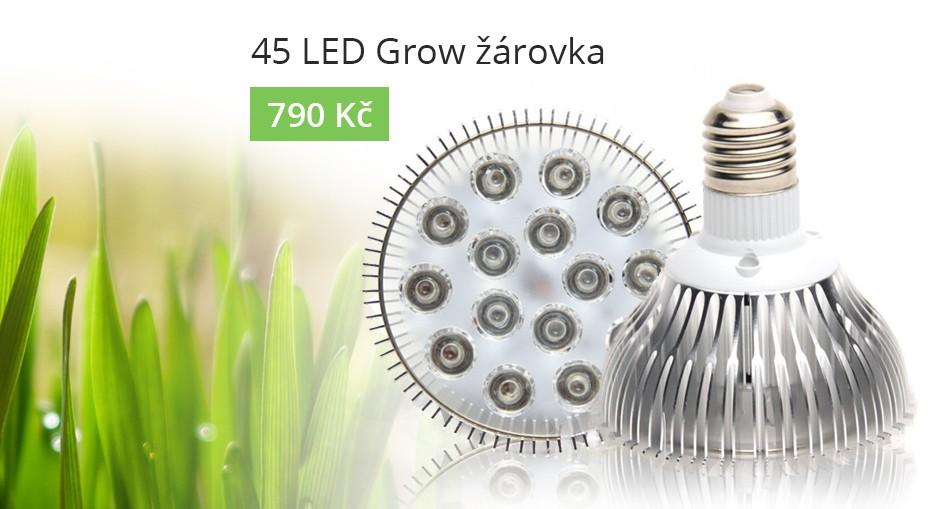 Žárovky pro pěstování